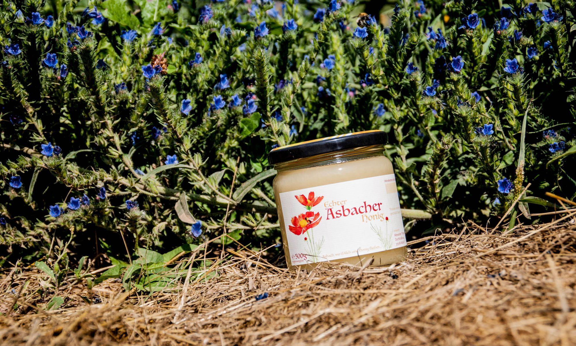 Echter Asbacher Honig
